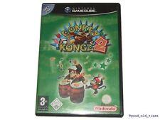 ## Donkey Konga 2 (Deutsch) Nintendo GameCube / GC Spiel - TOP ##