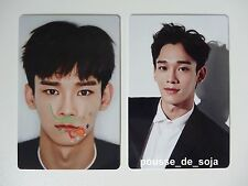 EXO Chen Season's Greetings 2016 Official Photocard Card (China & Global ver.)