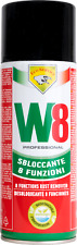 W8 LUBRICANTE EN SPRAY 8 FUNCIONES 400 ML ECO SERVICE