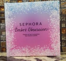 BNIB SEPHORA OMBRE OBSESSION EYE SHADOW PALETTE. BEAUTIFUL COLORS!