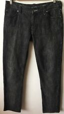 AJ Armani Grey Jeans Slim Size 12