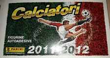 BOX BUSTINE VUOTO FIGURINE CALCIATORI PANINI 2011/12 NUOVA EDICOLA ALBUM 2012