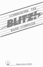 More details for commodore 128 blitz basic compiler instruction manual reprinted 1985