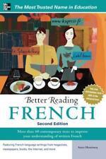 Better Lectura Francés, 2ª Edición (Better Lectura Serie) por Annie Heminway P