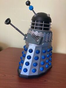 "Product enterprise Dalek 12"" Emperor guard black dome evil"
