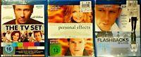 The TV Set + Personal Effects + Flashbacks of a Fool 3 Thriller Blu-rays - NEU !