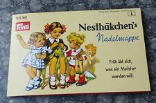 "alte "" Nesthäkchen ´s "" Nadelmappe"