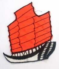 Old Ship - Vintage Patch from 1970s