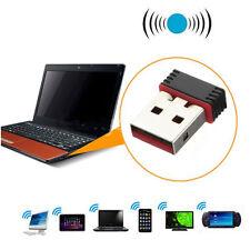 NEW Mini Nano USB2.0 150M 802.11b/g/n WiFi WLAN network adapter dongle