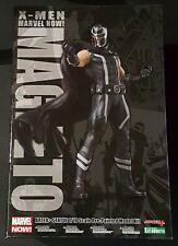 Magneto marvel now kotobukiya X - Men Black ARTFX+