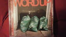 FLUYDO +ICE ONE - WORD UP. CD SINGOLO  4 TRACKS.