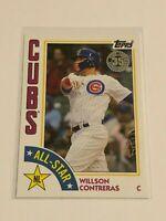 2019 Topps Update Baseball '84 Topps All-Star - Willson Contreras - Chicago Cubs