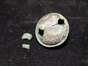 Pre-Columbian Moche Copper Bell