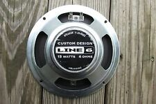 LINE 6 CUSTOM DESIGN 4 OHM 8'' 15 WATT SPEAKER