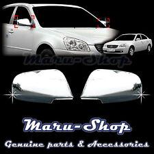 Chrome Side Rear View Mirror Cover Trim for 5/06~08 Kia Optima/Magentis
