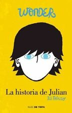 Wonder: La Historia de Julian (the Julian Chapter: A Wonder Story) (Paperback or