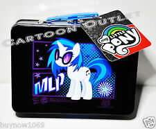 MY LITTLE PONY TIN BOX BRONY PONY FOR CRAYONS PENCILS TRADING CARDS STATIONARY