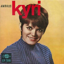 "AMBRUS KYRI 1965 Ye Ye Pop Breaks 7"" EP 45 Hungary Adriano Celentano covers HEAR"