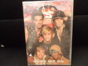 US5 / Here We Go - Live & Private neu und ovp 180 min. /DVD