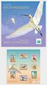 ROMANIA 2021  Birds, Vögel, Fauna, Philatelic album with special s/s, MNH