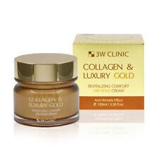 [3W CLINIC] Collagen & Luxury 24K Gold Cream - 100ml / Free Gift
