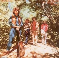 NEW CD * CREEDENCE CLEARWATER REVIVAL GREEN RIVER 40TH ANNIVERSARY EDITION