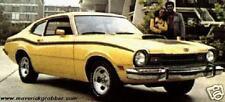 1973 74 1975 MERCURY COMET GT STRIPE KIT REFLECTIVE