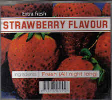 Strawberry Flavour-Fresh cd maxi single eurodance holland