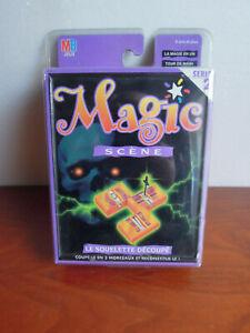 Magic Scène  Le Squelette Découpé  MB Jeux  1995