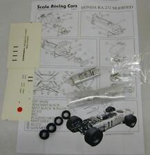 1/43 SRC MODELS 26 1965 Honda RA272 KIT BY SMTS