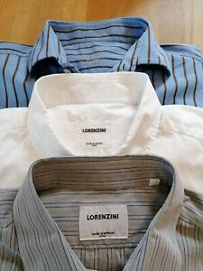 3 Hemden 1A Zustand 2x Lorenzini 1x Van Laack