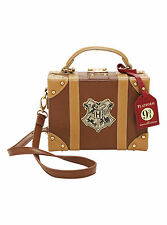 NEW! Harry Potter Hogwarts Platform 9 3/4 Trunk Crossbody Handbag Bag Purse