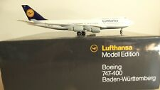1/200  Lufthansa Boeing B747-400 Modell Edition Herpa000025
