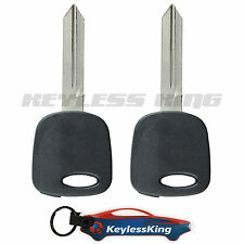 2 Replacement Remote Fob Car Key for 2000 2001 2002 2003 2004 2005 Ford Focus