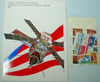 Sealed 1974 Mint Set Commemorative USPS Souvenir Yearbook Album with Stamps