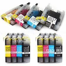 12x Ink Cartridges LC73 LC77 for Brother MFC J6910DW J625DW J6510DW DCP J725DW