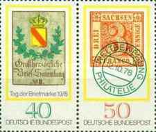 Timbres Allemagne 827/8 ** lot 12822