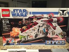 Star Wars Lego 7676 Republic Attack Gunship 1034 pcs.