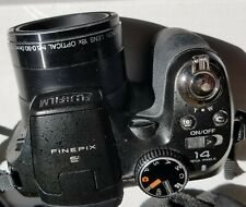 Fujifilm FinePix S Series S3200 14.0MP Digital Camera - Black