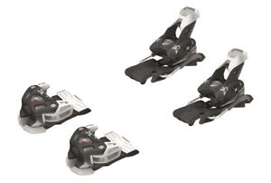 Attacchi Bindings TYROLIA AAATTACK ATTACK 16 skistopper 130 mm Solid Black White