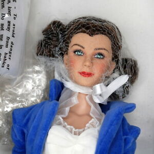 """Tonner Gone With the Wind Scarlett O'Hara Don't Look Back 16"""" Doll NRFB Saw Mill"""