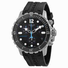 Tissot Seastar 1000 Chronograph Black Dial Men's Watch T0664171705700