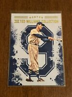 2017 Diamond Kings Baseball The Ted Williams Collection TWC3 - Boston Red Sox
