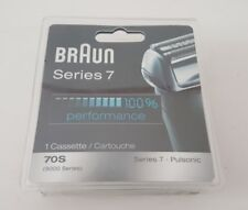 Braun Pulsonic Series 7 70S Foil Head Shaver Head Replacement Foil and Blade NEW