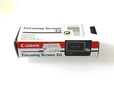 Canon Focusing Screen/Einstellscheiben Ed für Canon EOS 3 und EOS 5 #NEU#