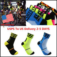 Sport Compression Socks Arch Support Ankle Socks Running Athletic Travel