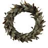 Birch Bark Rustic Wreath - Round 28cm - Christmas Decoration - Shabby Chic