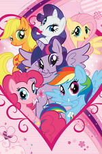 NEW MAXI POSTER MY LITTLE PONY CHARACTER GROUP