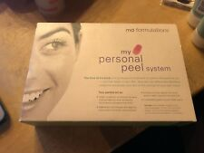 RARE MD Formulations My Personal Peel System Peel Kit BRAND NEW INCLUDES 5 ITEMS