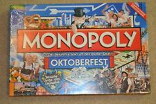 Monopoly Oktoberfest Germany Board Game Compete + English Special Edition RARE!!